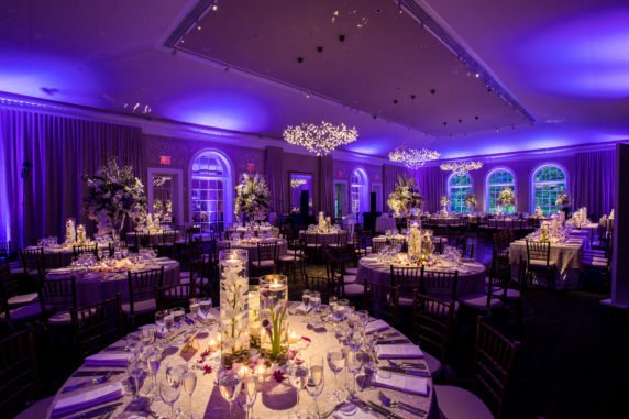 Centerpieces and Lighting