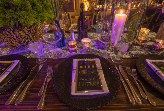event table design